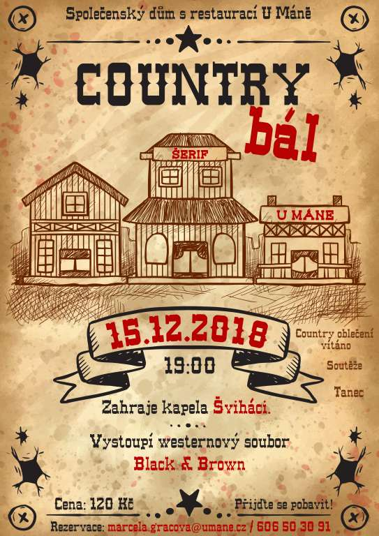 country bal